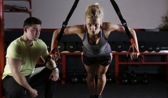 Trening cardio pozytywy